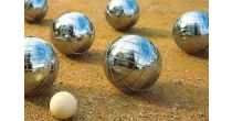 Tournament of popular petanque