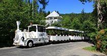Tour de ville : Train touristique