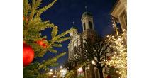 Weihnachtsführung: Tannengrün und Lichterglanz