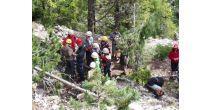 Bergbau-Wanderung zu den Erzstollen auf Ursera