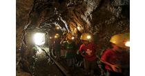 Besichtigung Silberminen Alp Taspegn
