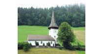 Gottesdienst Erntedankfest in der Kirche Boltigen