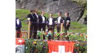 Yodeling Festival at Grindelwald/Bachläger