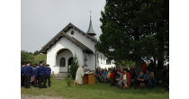 Rigi Scheidegg church festival