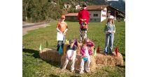 Heu-Stafette, im Pinocchio-Club, ab 4 Jahren