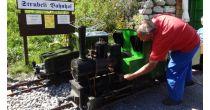 Erlebnis Dampflokomotive ab 12 Jahre