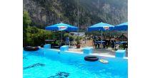Saisonerföffnung Schwimmbad Lauterbrunnen