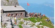 Course Pédestre: les Plans-sur-Bex Cabane de Plan Névé