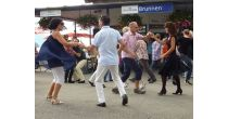 Tanzen am Quai