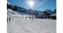 Springenbodencup - Fussballturnier im Schnee