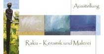 Exhibition Raku ware and painting