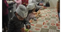 Children's biscuit making workshop