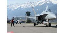 Besichtigung Militärflugplatz Meiringen