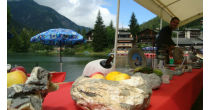 Champex-Lac arts & crafts market