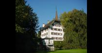 Mit Haus auf Tauchstation – Süsswasserschnecken im Schlosspark