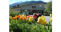 Besichtigung Alpin Gärtnerei Filisur