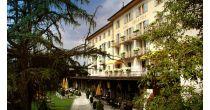Historic tour of the Hotel Bella Tola