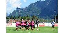 Trainingslager VfL Wolfsburg