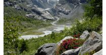 Geology of the Val d'Hérens - Glaciers