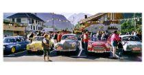 Tour du Mont-Blanc im Oldtimer