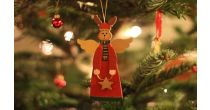 Der Verkauf von Weihnachtsbäumen