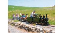 Garten-Dampfbahn