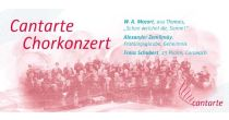 Cantarte Jubiläumskonzert
