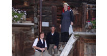 """Staged Tour """"Old Zermatt in the 19th Century"""" (Guided tour)"""