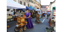 28. Drehorgeltreffen mit Floh- und Antiquitätenmarkt