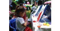 Kinder-Workshop: Freilichtmalerei