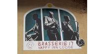 Brasserie 17 - The End Men.