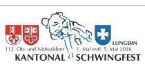 112. Ob- und Nidwaldner Kantonalschwingfest