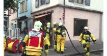 Visite guidée : Incendies et pompiers
