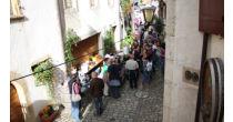 Vintage Festival in Ligerz
