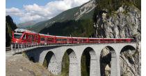 1. Schweizer UNESCO Welterbetage der Rhätischen Bahn
