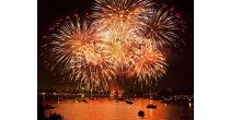 Feuerwerksfahrten auf dem Bielersee