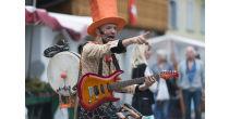 Festival d'artistes de rue : Rue&vous