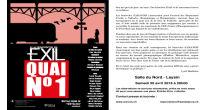 Spectacle: A la rencontre de l' Exil sur le Quai No1