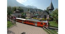 35ème Festival de la Vapeur au Swiss vapeur parc