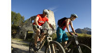 Mountainbike Höhenweg Ftan-Ardez-Guarda
