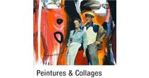 Peintures & Collages - Gautier Rebetez