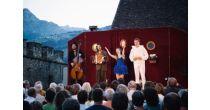 Origen Festival Cultural: Commedia Tredeschin