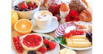 Gesundes Verwöhn-Frühstück im Restaurant Sokrates