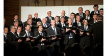 Chor viril Lumnezia - Concert