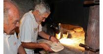 Bread oven & farmers' market