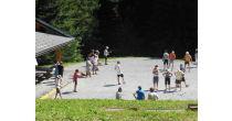 Petanque tournament at Couvert des Vieilles
