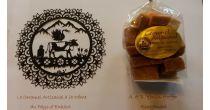 Vorführung der Herstellung von Rahmkaramell-Bonbons