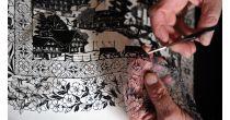Papercutting initiation
