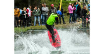 Waterski party – open day