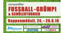 Einsiedler Fussball-Grümpi und Schülerturnier